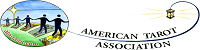 Link and logo of American Tarot Association